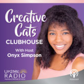 Creative Cats podcast cover