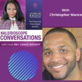 Kaleidoscope with Christopher Mance
