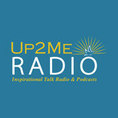 Up2Me Radio logo cover