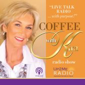 Coffee with Kim podcast cover